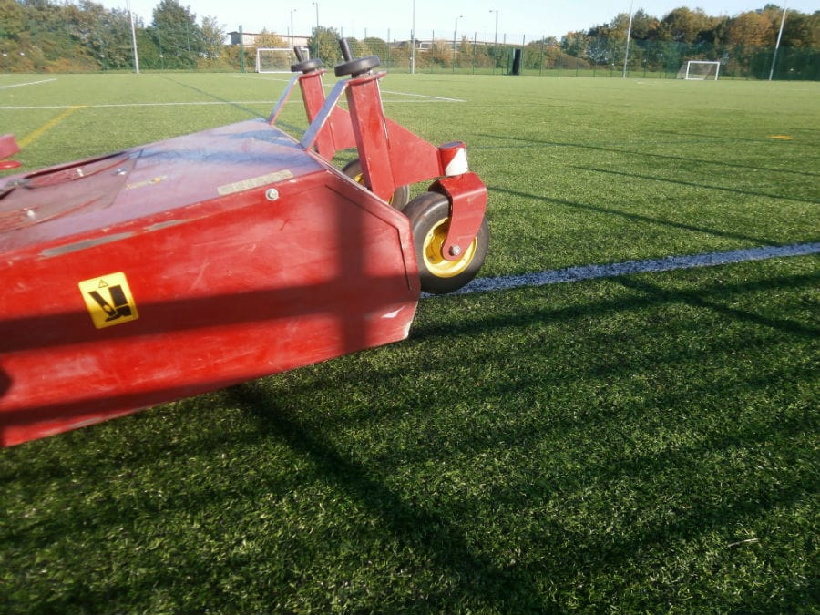 Bespoke pitch marking